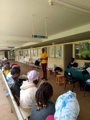 Nyamira Level 5 Hospital Diabetes Management Seminar (Mar 13 2020)